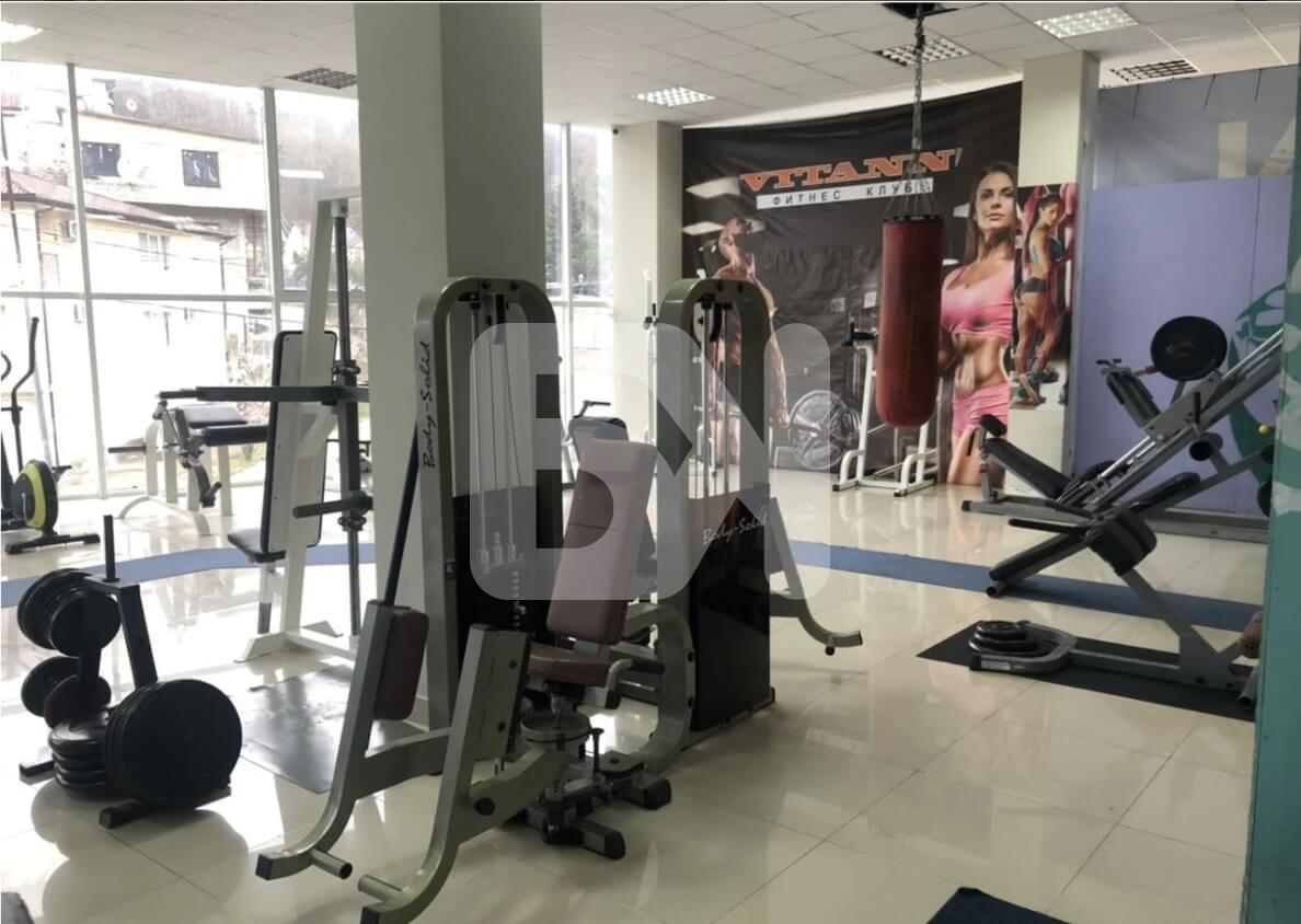Прибыльный Фитнес клуб + магазин здорового питания